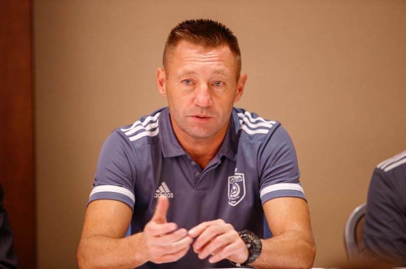 阿斯塔纳足球队官宣俄籍主帅蒂霍诺夫上任
