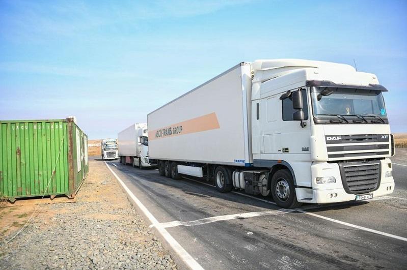 Усилены меры на пограничных пунктах в ЗКО