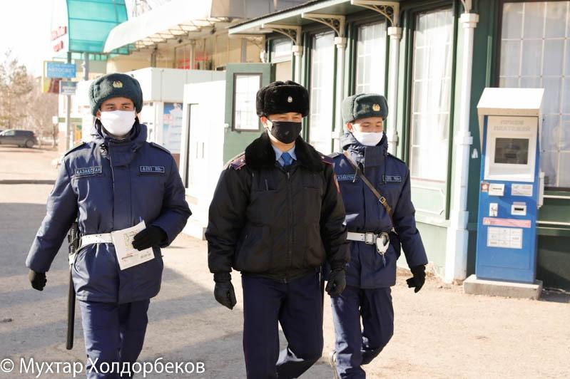 Kazakh capital stiffens quarantine restrictions