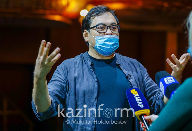 «Астана Операда» Алан Бөрібаевтың жаңа концерті қойылады