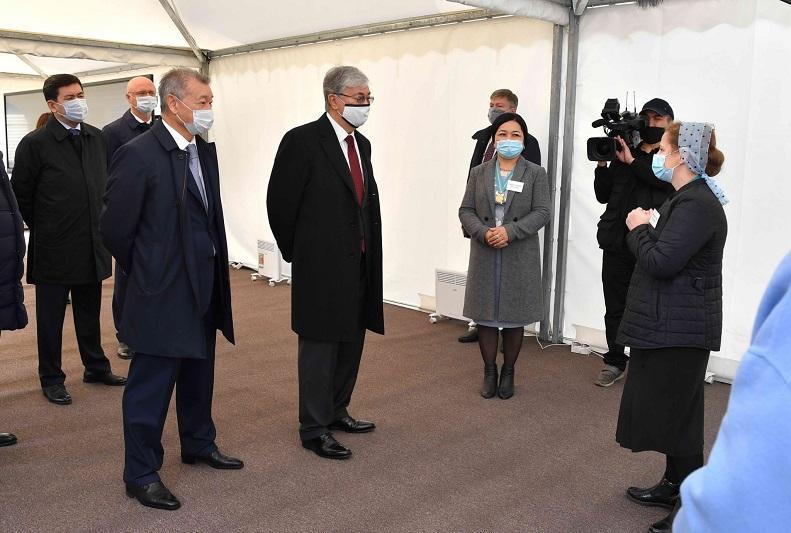 Новые жилые дома и социальные объекты должны стать символом возрождения Семея - Президент