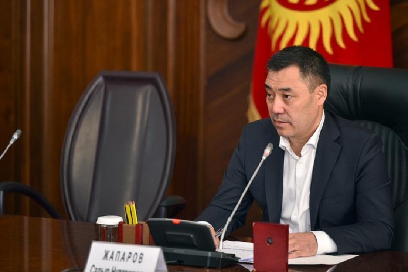 Садыр Жапаров обратился к гражданам Кыргызстана