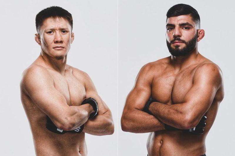 Жалғас Жұмағұловтың UFC турниріндегі келесі қарсыласы белгілі болды