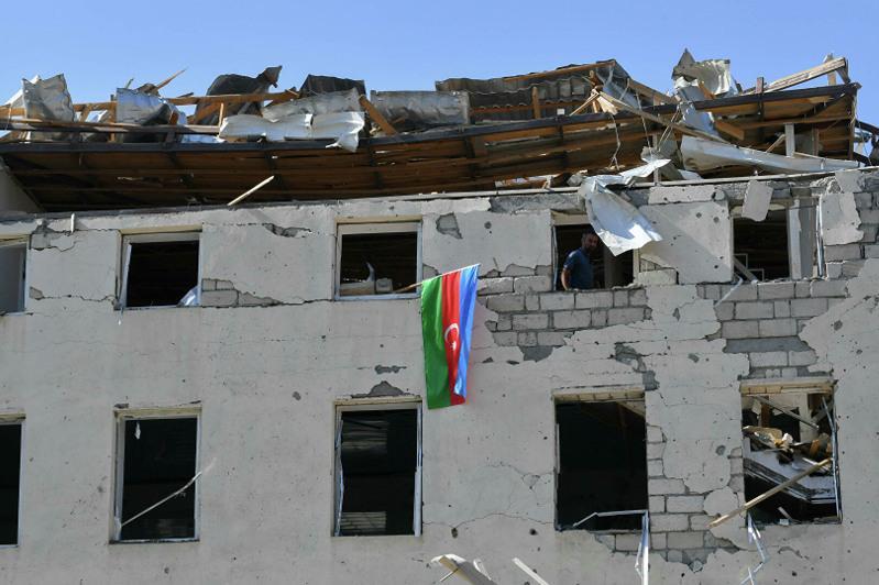 Азербайджанские города подверглись ракетному обстрелу