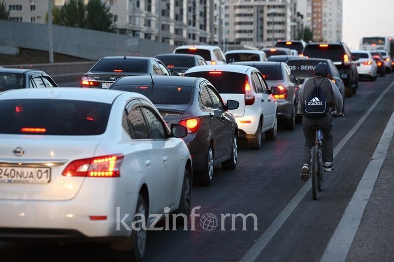 Регулируемый поворот начнет функционировать по проспекту Мангилик Ел в столице