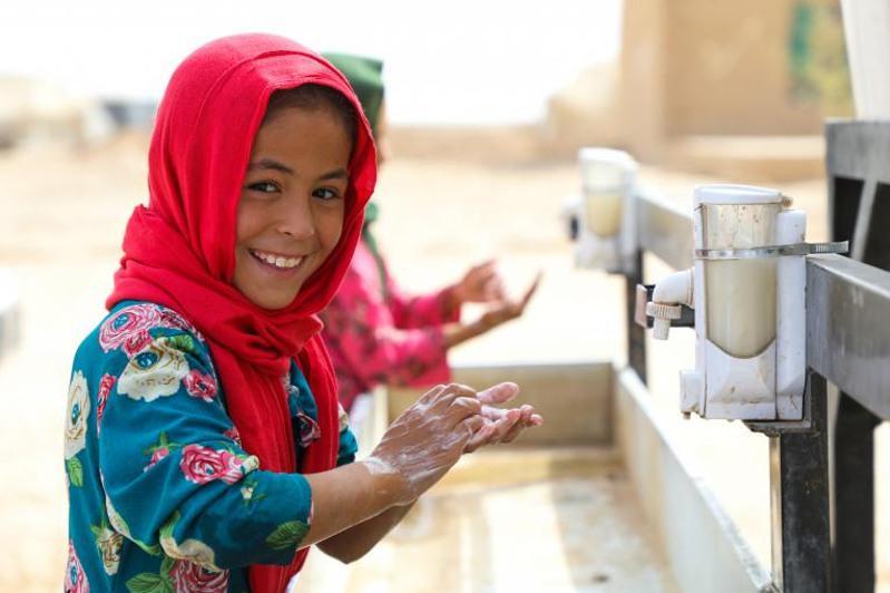 Three billion people globally lack handwashing facilities at home: UNICEF