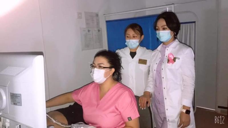 В Туркестанской области выявляют рак молочной железы на ранней стадии