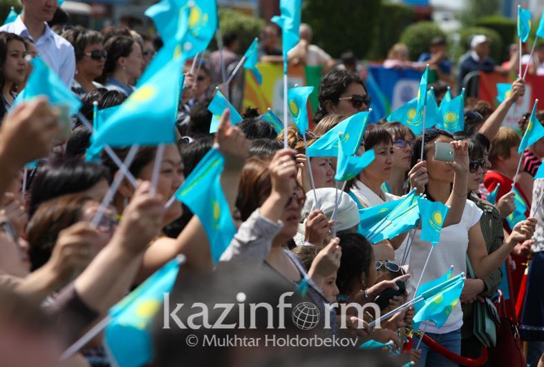День духовного согласия отмечают сегодня в Казахстане