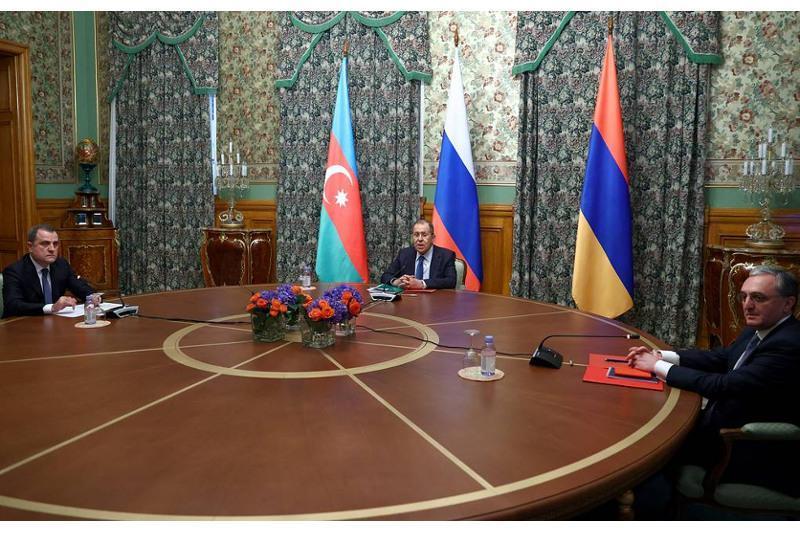 Баку мен Ереван атысты уақытша тоқтату жөнінде келісімге келді