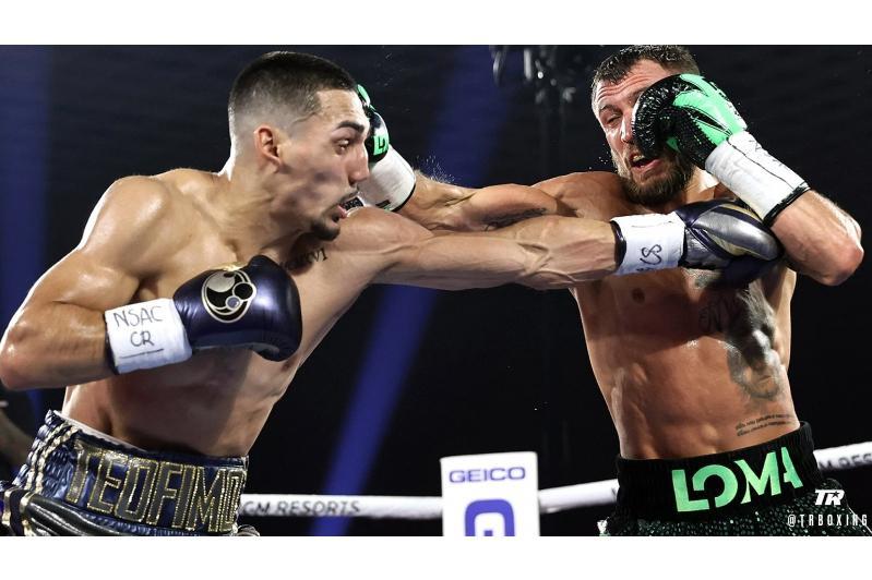 Василий Ломаченко америкалық боксшыдан жеңіліп қалды