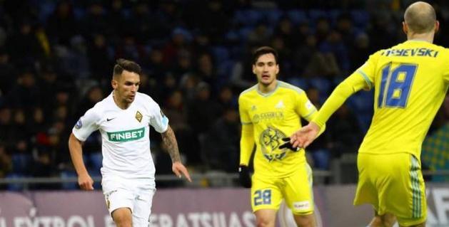 Футбол: «Қайрат» «Астанадан» 11 ұпайға ұзап кетті