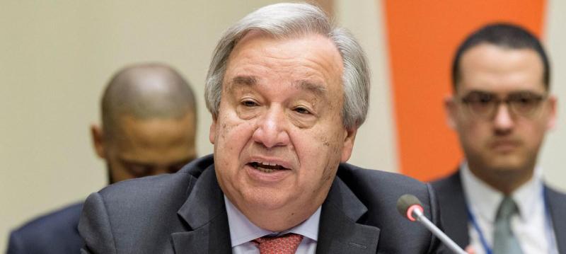 Глава ООН осуждает нападения на жилые районы в зоне нагорно-карабахского конфликта и за ее пределами