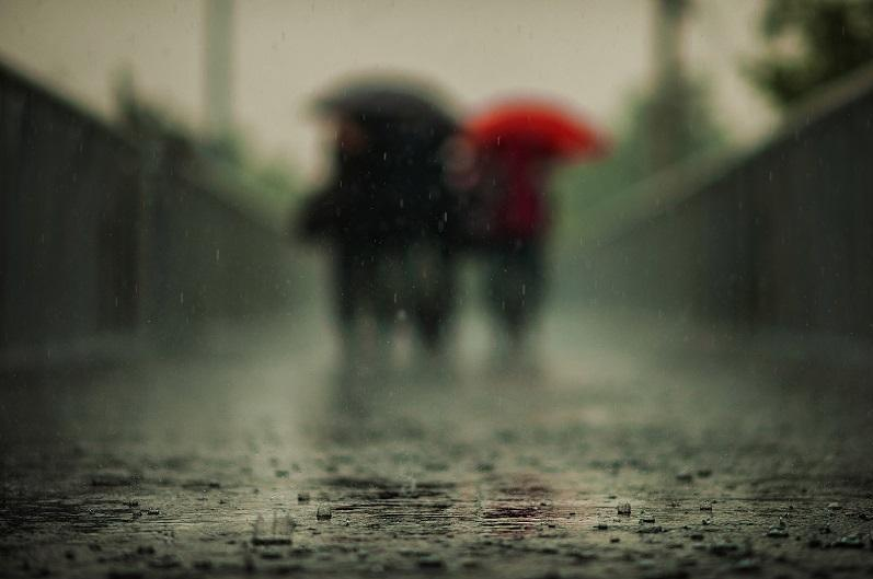 East and west of Kazakhstan brace for rain on Oct 19