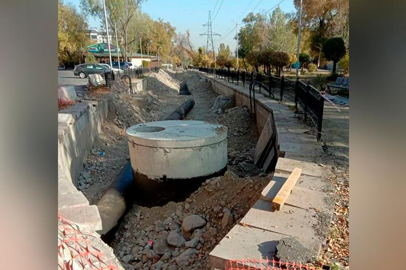 Kishi Almaty ózeniniń kaskadtary nege alynǵan ákimdik túsindirdi