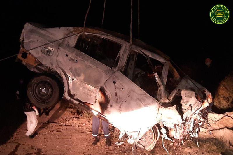 Өзбекстанда жол-көлік апатынан 4 адам қаза тапты