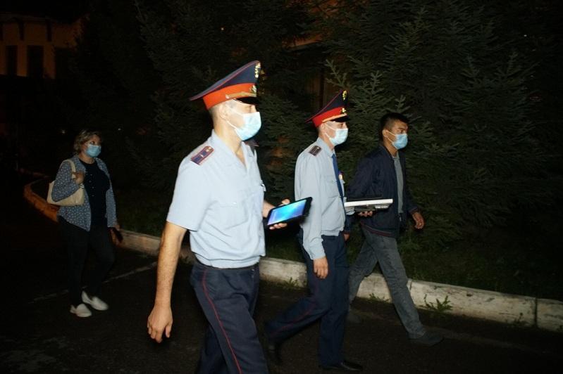 Более 30 нарушений карантинного режима выявили за выходные в столице