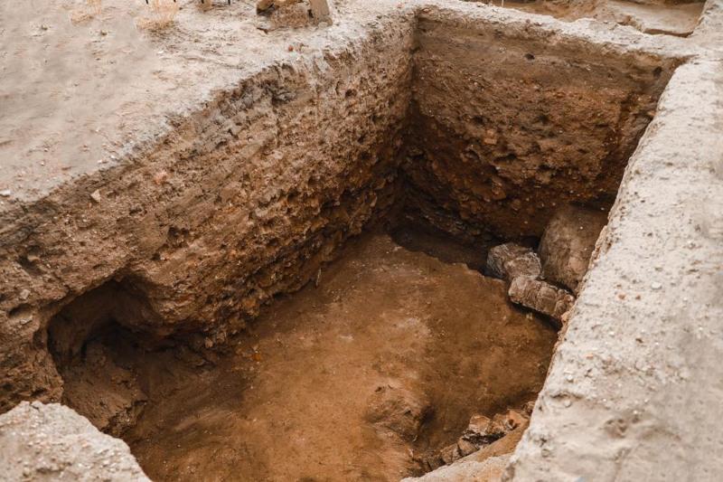 考古学家在阿特劳州发现哈斯木汗陵墓