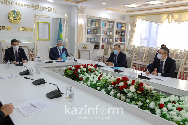 Al Farabi legacy int'l forum held in Kazakh capital