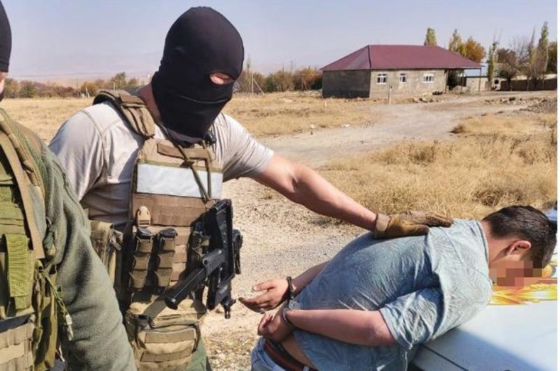 Пассажиры убили водителя и сожгли тело в Туркестанской области