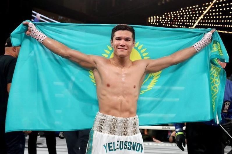 职业拳击:叶留斯诺夫将对阵前世界拳王英唐戈