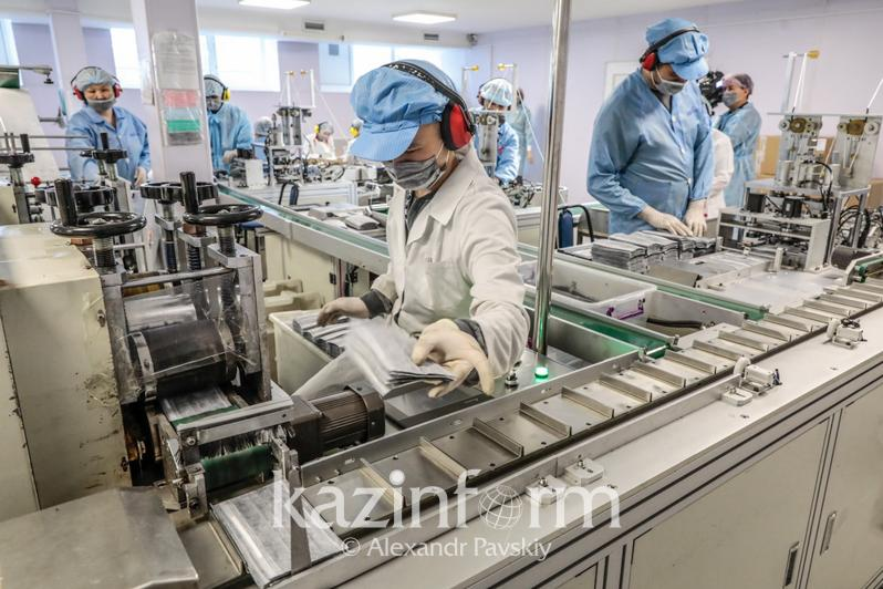 Kazakhstan reports nearly 40% growth in pharmaceutical manufacturing