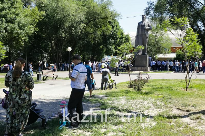 Almatyda mıtıng ótkizýge tyıym salynýy múmkin