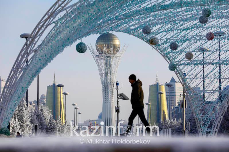 Какой будет предстоящая зима в Казахстане