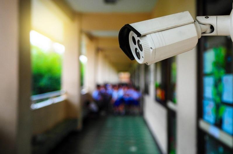 Как устанавливаются системы видеонаблюдения в детсадах и школах Казахстана