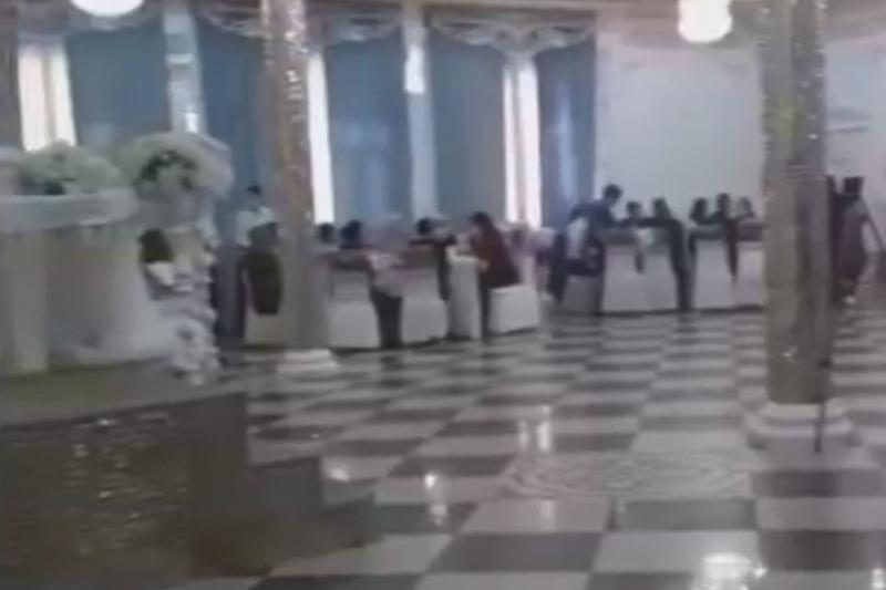 Две свадьбы остановили полицейские в Актюбинской области