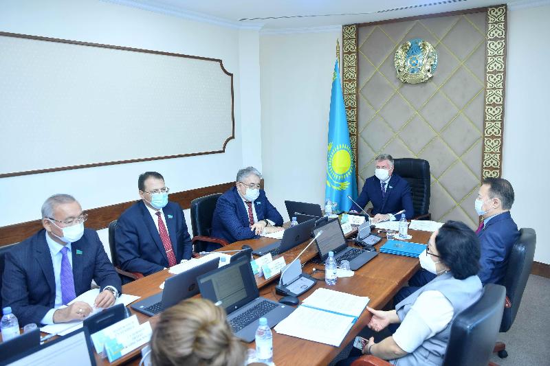 Сенат рассмотрит законопроект о сотрудничестве в области миграции между Казахстаном и Беларусью
