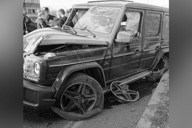 Жесткое ДТП в Алматы: водитель скончался