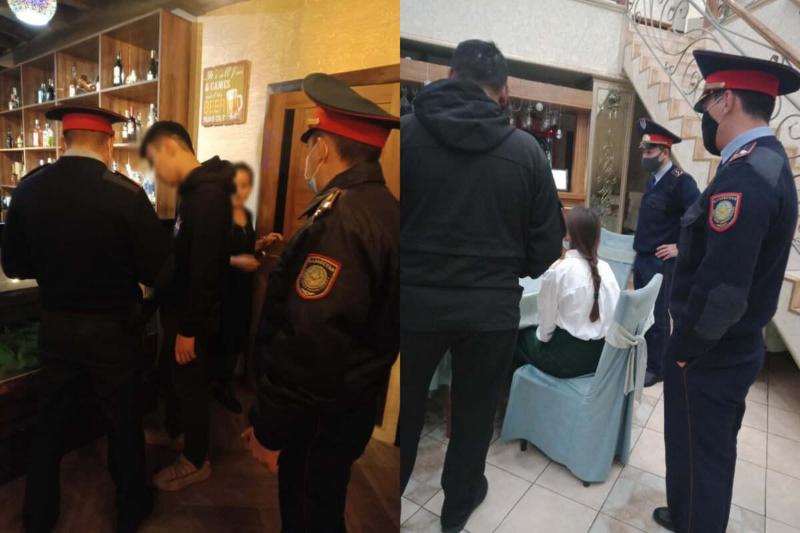Более 120 подростков задержано за бродяжничество в Жамбылской области