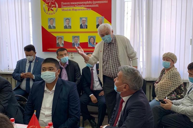 Общественные дискуссии о развитии села провели в Атырау члены КНПК