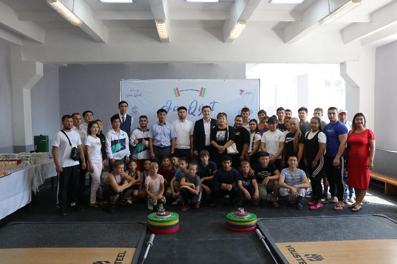 Более 80 молодых атлетов получили стипендии «Жас Куат»