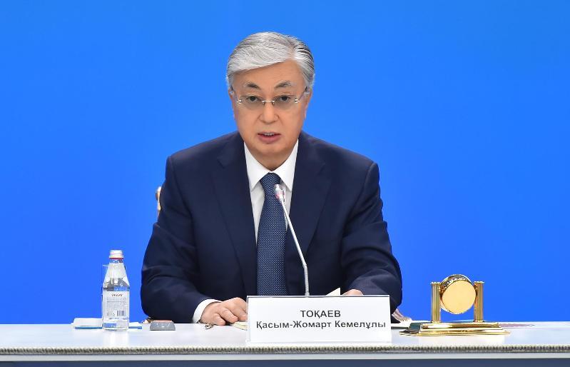 总统呼吁哈萨克斯坦公民积极参与马吉利斯选举