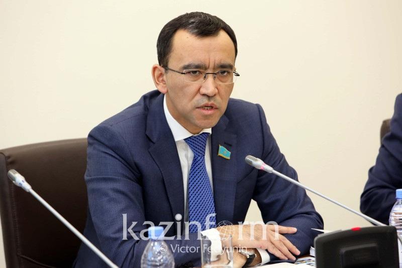 Выборы в Мажилис должны стать важным этапом в развитии общества – Маулен Ашимбаев