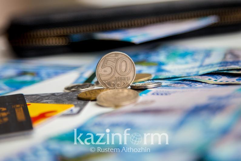 哈萨克斯坦雇员平均月薪统计结果出炉