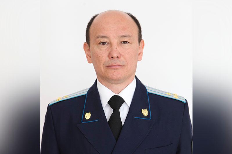 Нурлыбай Сабит назначен председателем Комитета по правовой статистике и спецучетам Генпрокуратуры РК