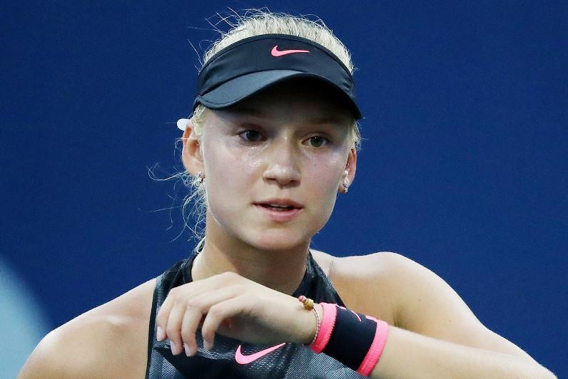 Елена Рыбакина уступила в первом круге Ostrava Open