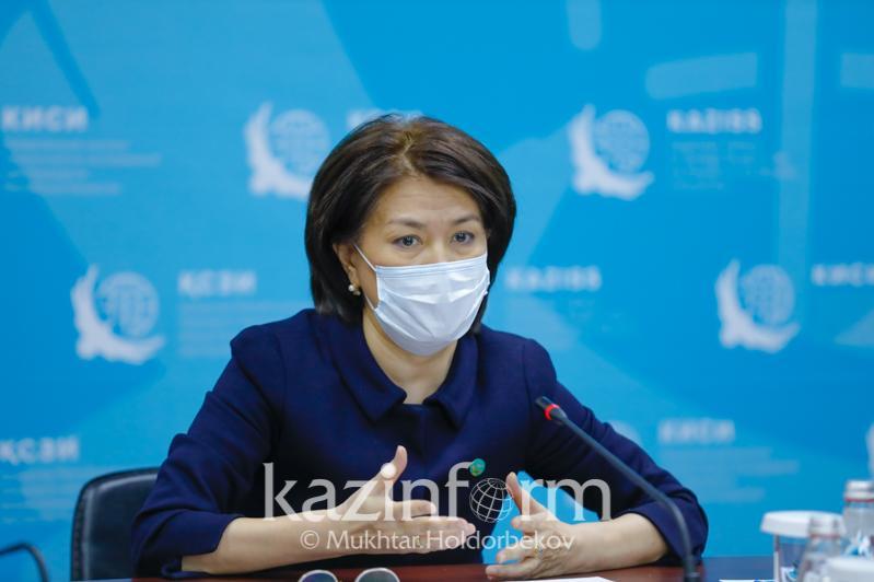 Зарема Шаукенова: Назначение даты выборов - подтверждение действий по реализации политической модернизации