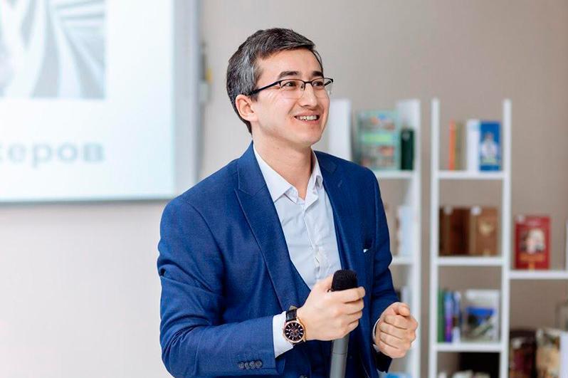 Выборы в Мажилис – это трансформация в нашей политической системе - Эмин Аскеров