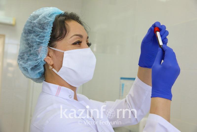 国家专业知识中心已将PCR检测价格降低至8025坚戈