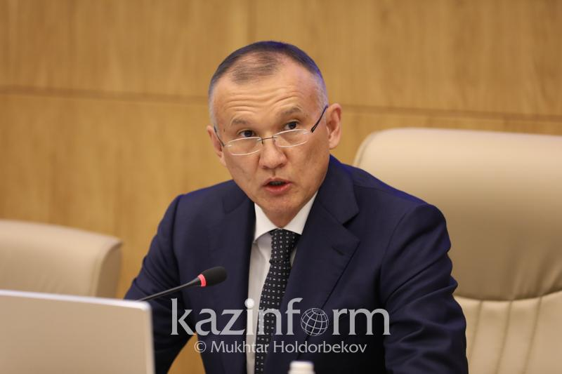 Председатель ЦИК дал разъяснения по поводу предстоящих выборов в Мажилис