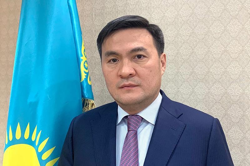 Ануар Ахметжанов назначен первым вице-министром цифрового развития, инноваций и аэрокосмической промышленности РК