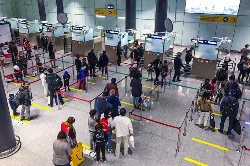 Из каких стран прибыли пассажиры с коронавирусом в Казахстан