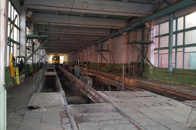 Как используется территория бывшего трамвайного депо, рассказали в акимате Алматы