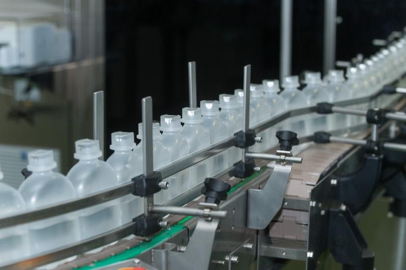 Казахстанский фармзавод производит 90 млн флаконов инъекционных растворов в год