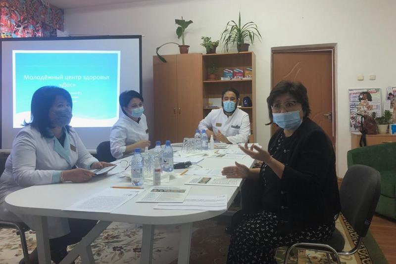 Какие услуги оказывает Молодежный центр здоровья Караганды