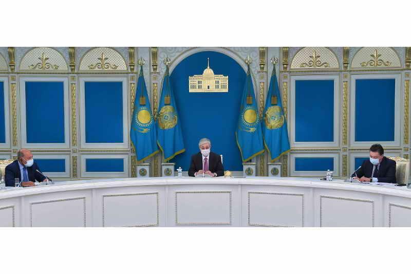 Президент предложил создать шесть рабочих групп по ключевым направлениям реформ