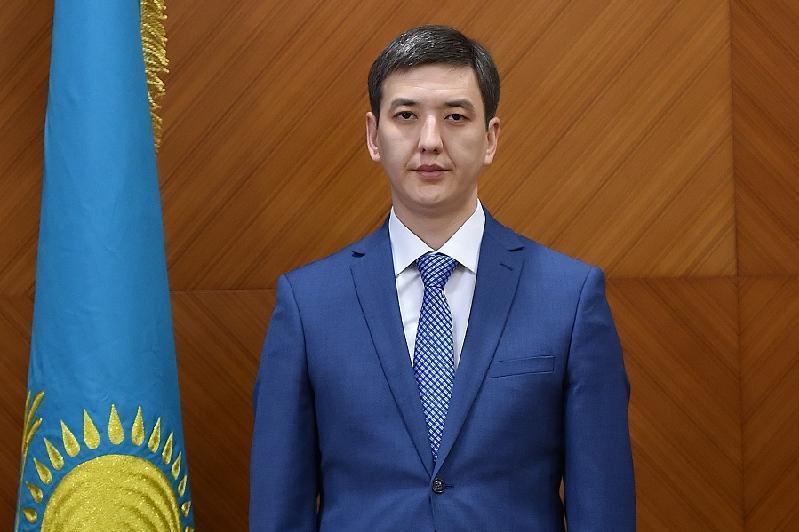 Назначен новый заместитель акима Туркестанской области